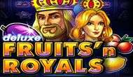 Fruits And Royals на зеркале максбетслотс