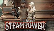 Игровой автомат Steam Tower от Максбетслотс - онлайн казино Maxbetslots