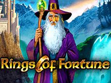 Игровой автомат Rings Of Fortune